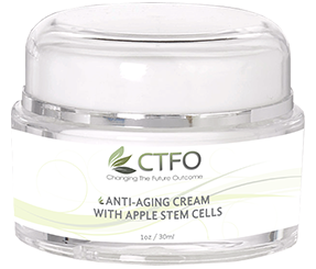 NON CBD Anti-Aging Cream with Apple Stem Cells